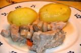 Blanquette de veau classique