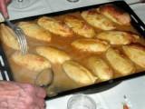 Quenelles de brochet sauce langoustine