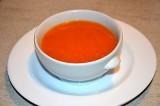 Soupe aux tomates