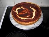 Tarte au fromage de Tante Marie-Odile