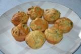 Muffins aux choux de Bruxelles
